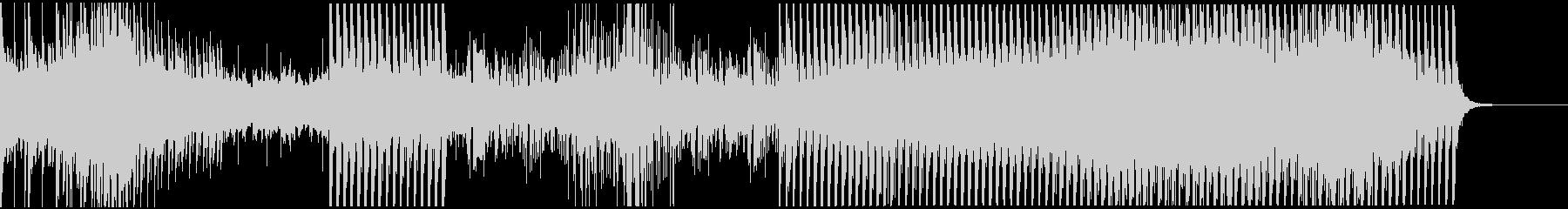切なく力強いフューチャーハウスサウンドの未再生の波形