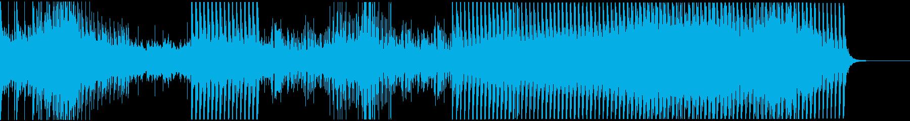 切なく力強いフューチャーハウスサウンドの再生済みの波形