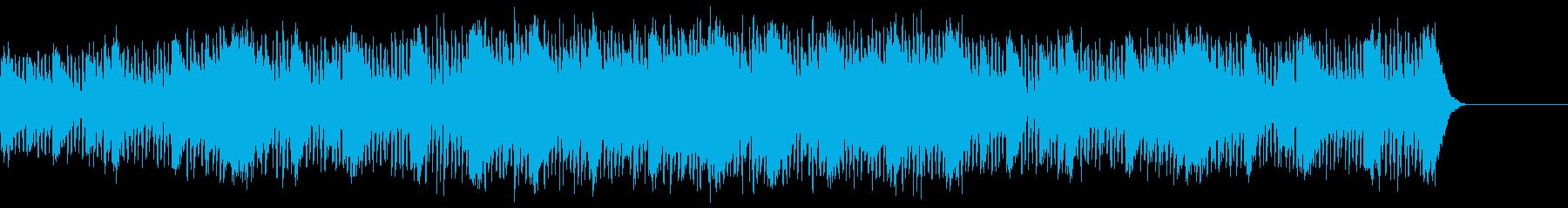 CM・クールにキメる大人な夏・ジャズの再生済みの波形