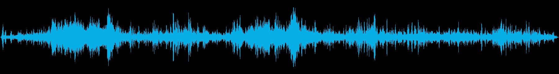 厚いグロッピースライムの激しいうが...の再生済みの波形