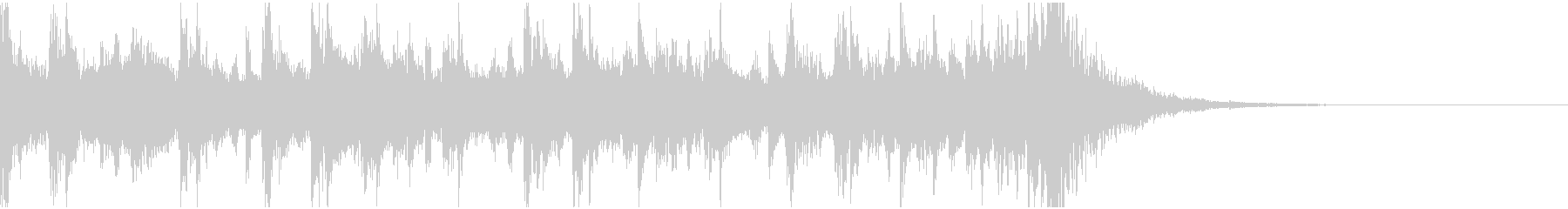 ピアノ、フルオーケストラ、パーカッ...の未再生の波形