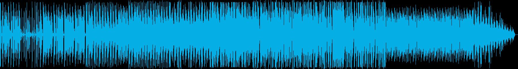 ダンス テクノロジー 科学の再生済みの波形