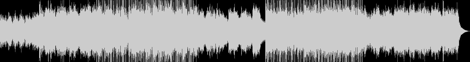 【生演奏】アコギ・エレキ〜始まりと希望の未再生の波形