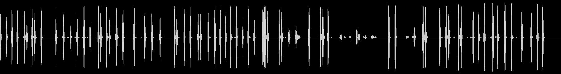 ドッグバーキング3、動物; DIG...の未再生の波形