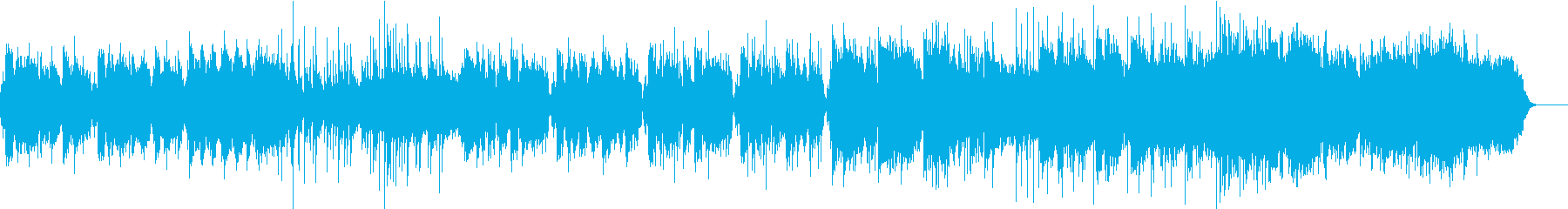 尺八が奏でる切なく壮大な和風曲の再生済みの波形