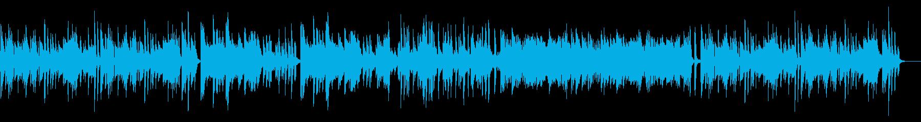 E.Pianoによる老朽ロボットの愁いの再生済みの波形