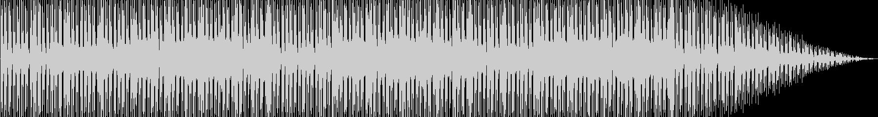 ED向けインパクトありなchillの未再生の波形