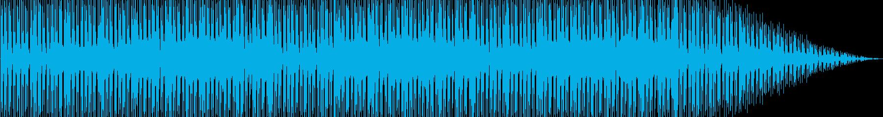 ED向けインパクトありなchillの再生済みの波形