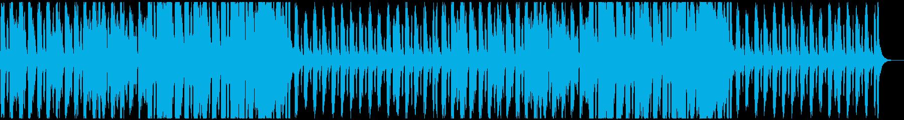 遊園地のようなレトロ漂うワルツの再生済みの波形