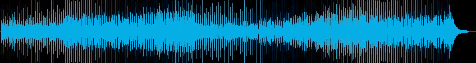 ウクレレ、ほのぼの、南国、夏、ビーチ、Fの再生済みの波形