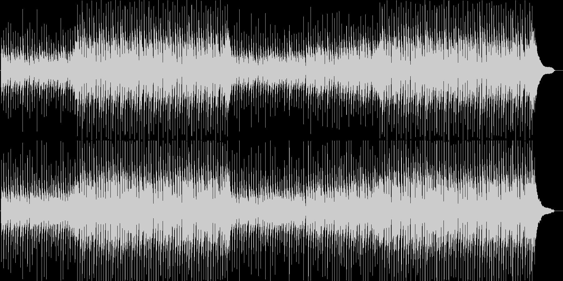 ウクレレ、ほのぼの、南国、夏、ビーチ、Fの未再生の波形