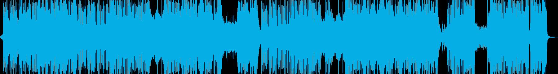 明るくカラフル☆ハッピーチューン 長尺★の再生済みの波形