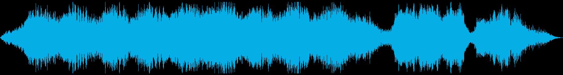 挑発的な東洋色のチェロラインは、こ...の再生済みの波形