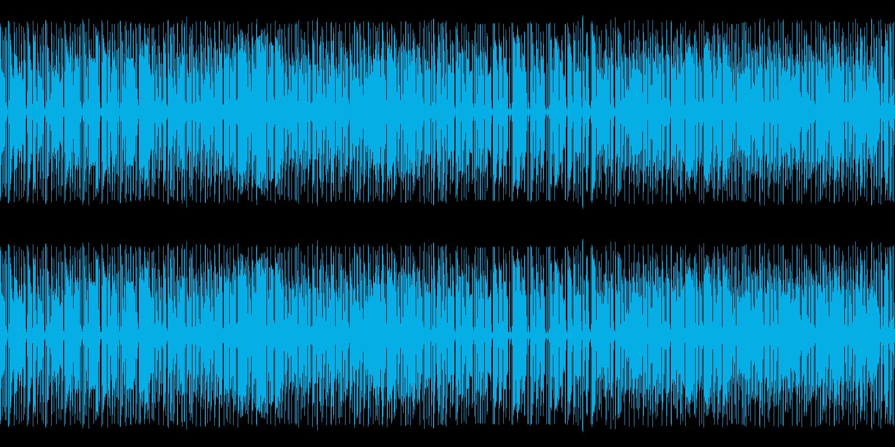 BGM009-03 テーブルゲームやボ…の再生済みの波形