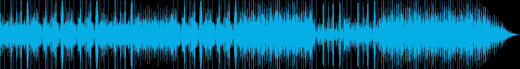 神秘の泉の再生済みの波形