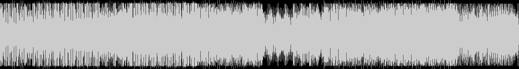 BPM160:ワークアウト:ループ版の未再生の波形