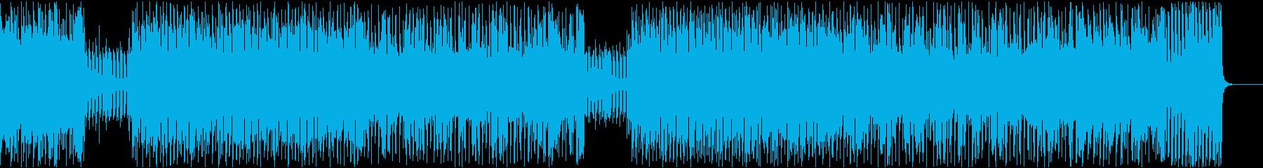 スカ/クール/かっこいい/OP/EDの再生済みの波形