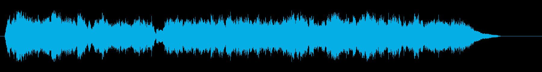 ハートフルで切ないベルベット・ポップスの再生済みの波形