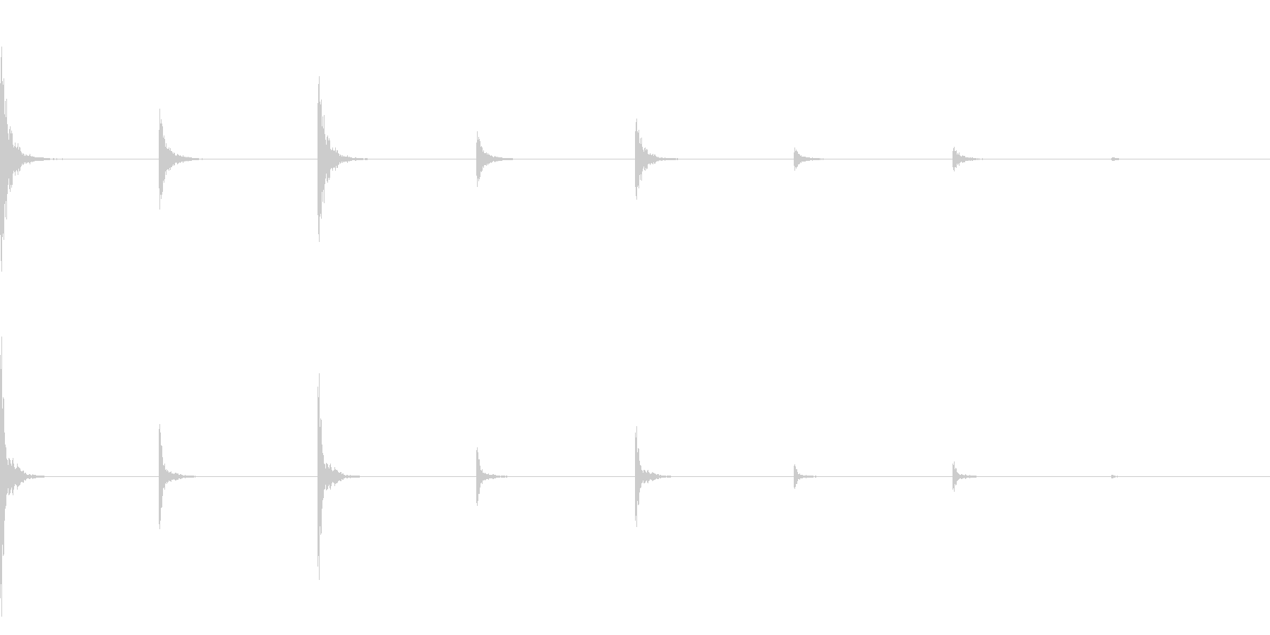時計、タイマー、ストップウォッチ_A_5の未再生の波形