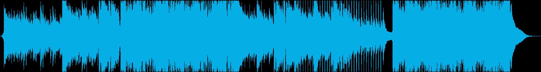 ポップ テクノ 代替案 カントリー...の再生済みの波形