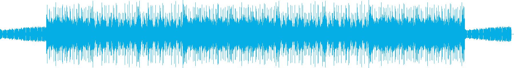 MCバトルで使えそうな楽曲の再生済みの波形
