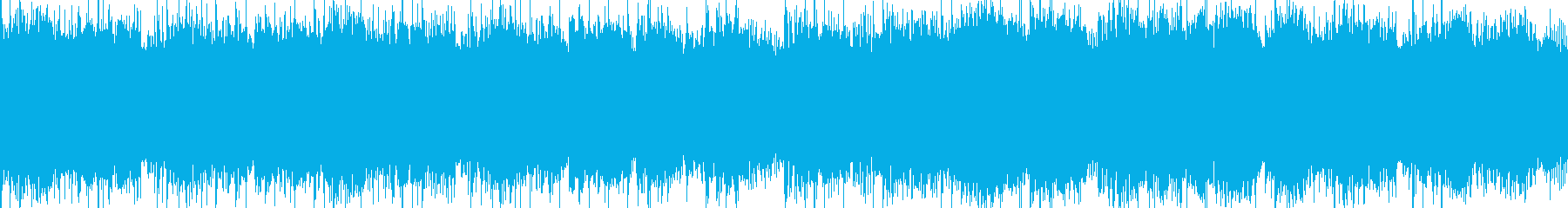 Ruth horror BGM's reproduced waveform