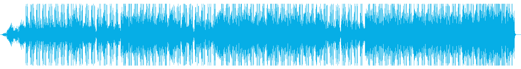 HIPHOPトラック/chillゆったりの再生済みの波形
