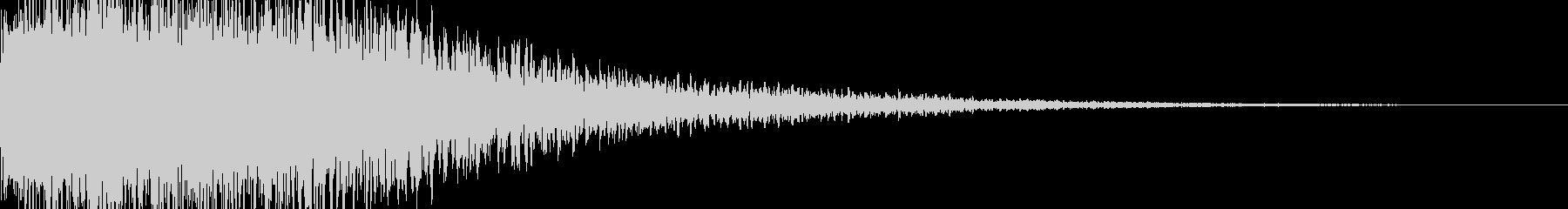 魔法音3/マジック/ファンタジー/妖精の未再生の波形
