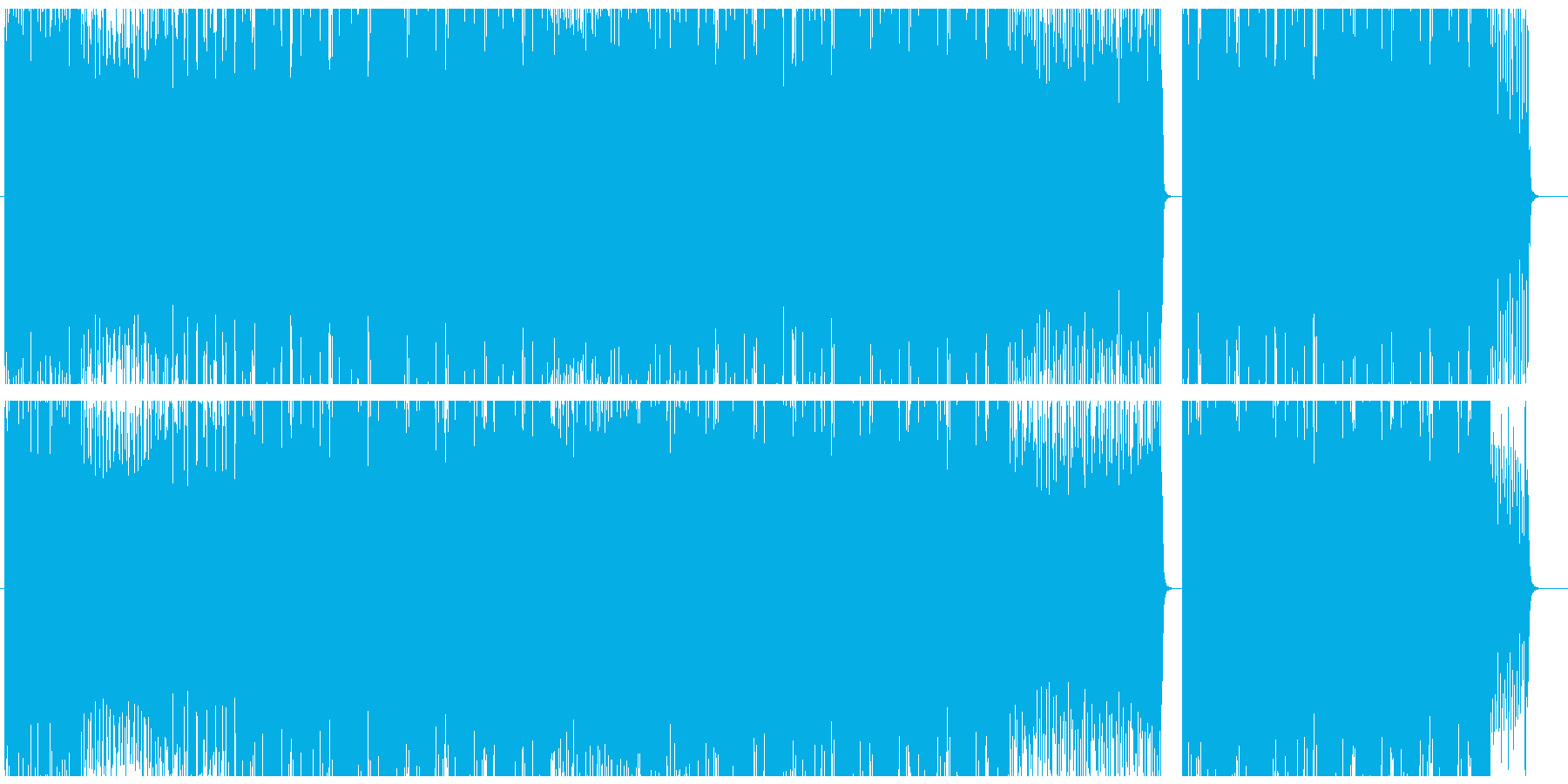 劇伴ストリングス/ヒップホップ/げこ/1の再生済みの波形