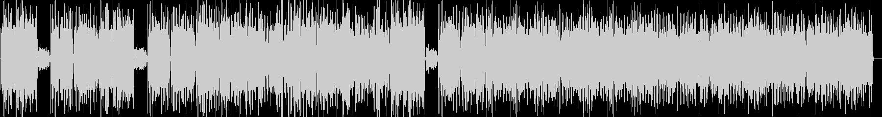ラグタイム メイプルリーフ・ラグの未再生の波形