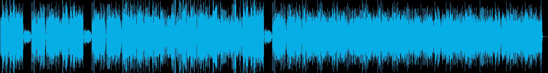 ラグタイム メイプルリーフ・ラグの再生済みの波形