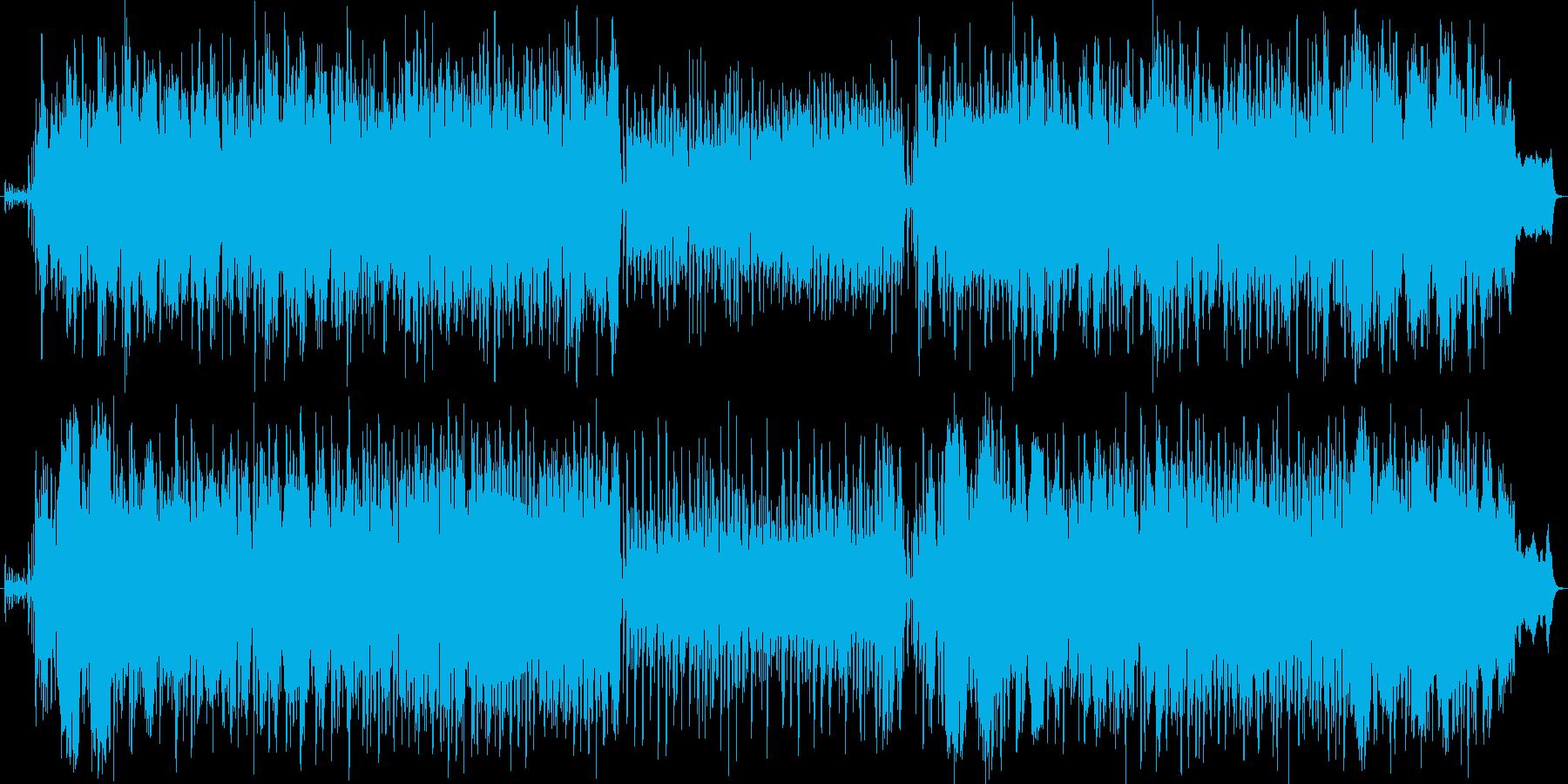 第5チャクラ青色396Hz活性のイメー…の再生済みの波形