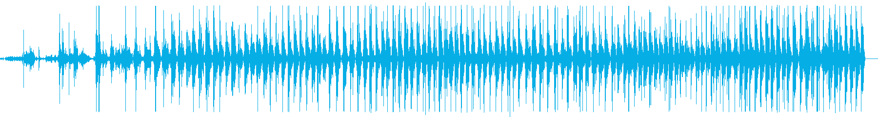ベッドウッドクリークバウンスヘビーの再生済みの波形