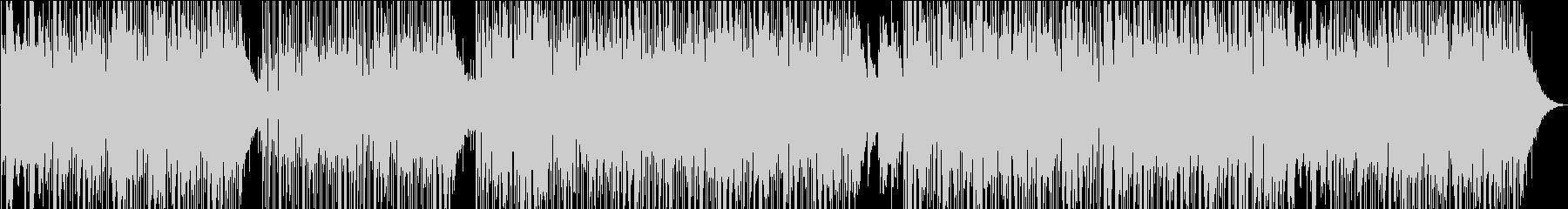 アルトサックスが切ないスムースジャズの未再生の波形