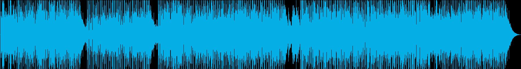 アルトサックスが切ないスムースジャズの再生済みの波形