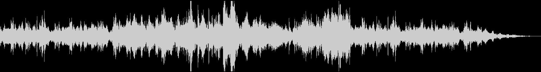 ホーム画面/ループタグ/日常/平和の未再生の波形