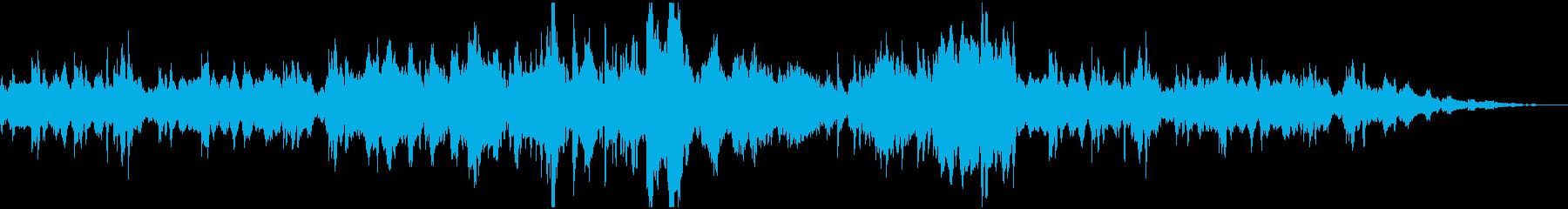 ホーム画面/ループタグ/日常/平和の再生済みの波形
