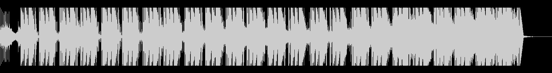 プラウドウォーク、モダン、ヒップホップの未再生の波形