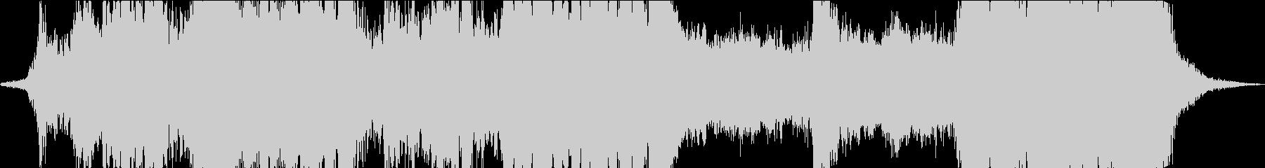 現代的 交響曲 エレクトロ バトル...の未再生の波形