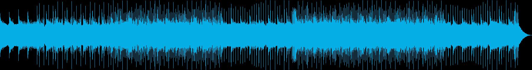 おしゃれチルアウト・まったりヒップホップの再生済みの波形