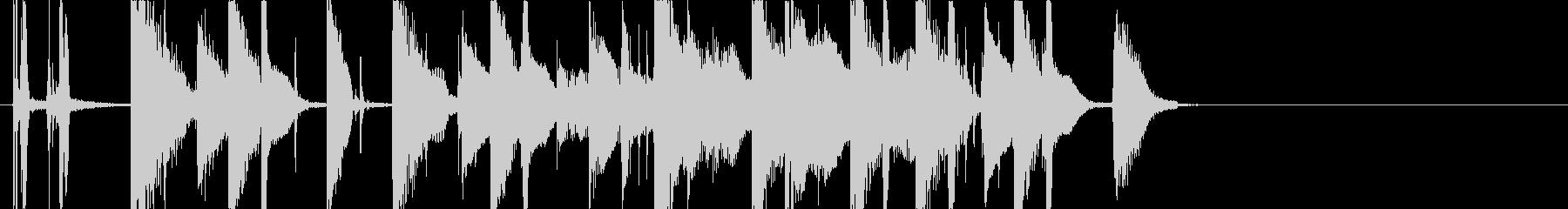 Gangster HGIPHOP Jingle's unreproduced waveform