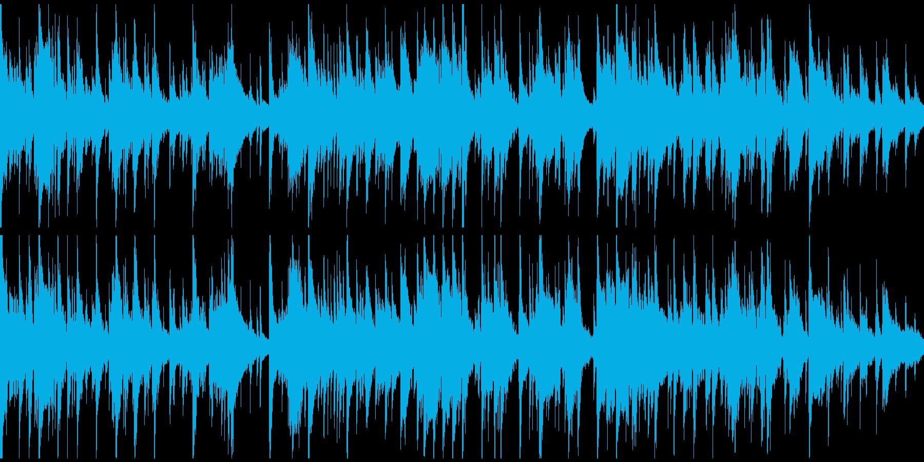 ダーティーなサックス、セクシー※ループ版の再生済みの波形