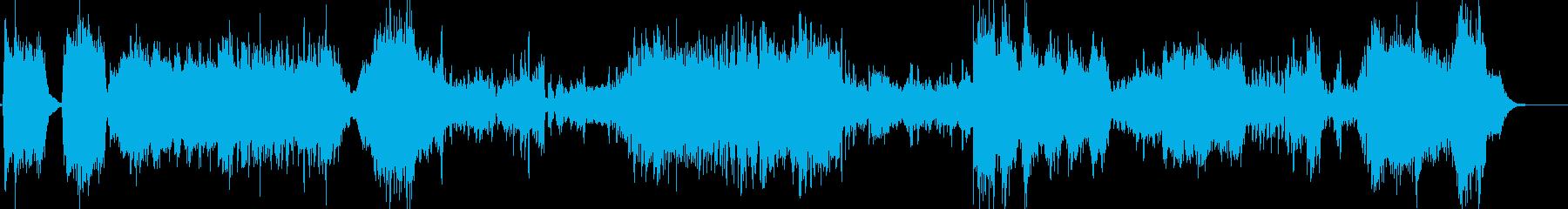 四季より「夏」第3楽章/生演奏の再生済みの波形