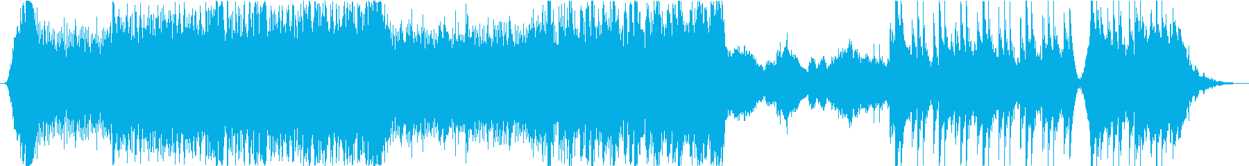 機械的なクラシックの再生済みの波形