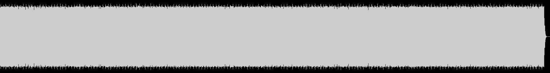 ニュース・事件・暗い・解説・BGMの未再生の波形
