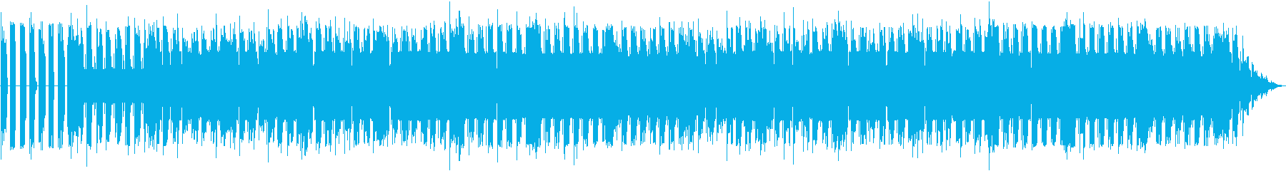 【8bit】敵城ドキドキボスキャッスルの再生済みの波形