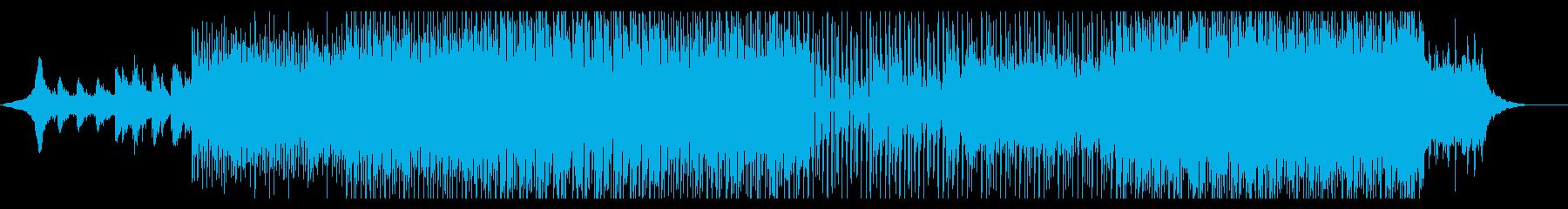企業VP・可能性・エレクトロ・4つ打ちの再生済みの波形
