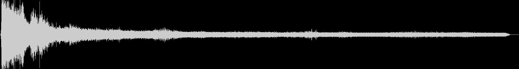 ヒューズ500:アイドル/オフ;チ...の未再生の波形