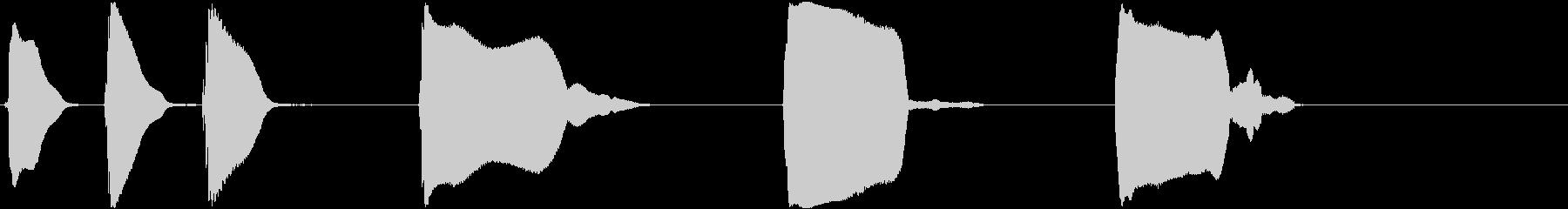 トランペット:ウォークアップアクセ...の未再生の波形