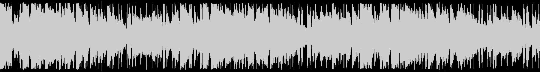 明るいミッドテンポのジャズポップの未再生の波形